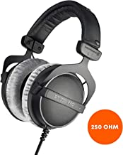 beyerdynamic DT 770 PRO 250 Ohm Over-Ear Studio Headphones in Black. Closed Construction,..