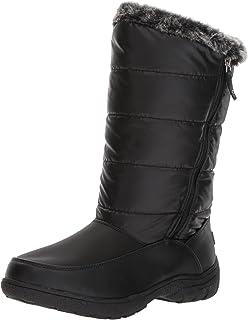 02d25c04cf Sugar Women s Lucille Tall Shaft Faux Fur Waterproof Snow Winter Weather  Boot