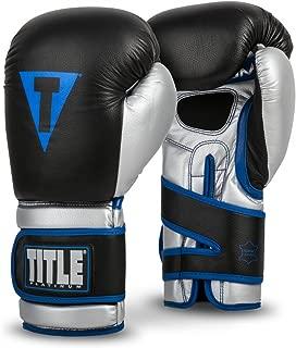 Title Platinum Perilous Training Gloves