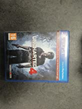 PlayStation Uncharted 4: A Thief's End (PS4)