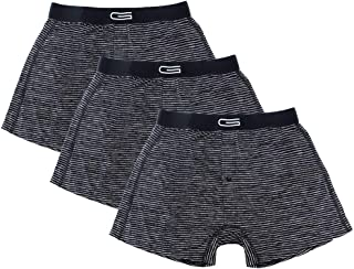 Mens 3-Pack Performance Boxers and Boxer Briefs - Silky Soft and Smooth Material