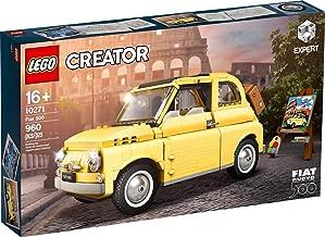 LEGO Creator Expert Fiat 500 model car 10271