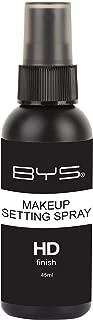 BYS HD Makeup Setting Spray Mist Matte Finish Oil Free High Definition Matte Setting Spray