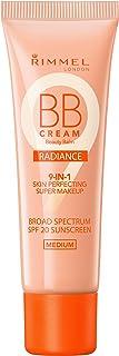 Rimmel Wake Me Up BB Cream Radiance Foundation, Medium, 1 Fluid Ounce