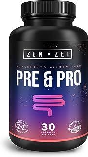 ZEN•ZEI | PRE & PRO BIOTIC - Prebiótico y Probiótico
