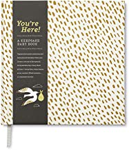 You're Here!: A Keepsake Baby Book