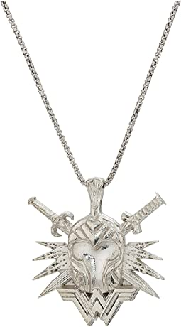 "Wonder Woman Helmet 29"" Necklace"