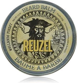 Reuzel - Beard Balm - Lichte grip - Lage glans - Vochtinbrengend - Minder jeuk en baardsschubben - Maakt het gezichtshaar ...