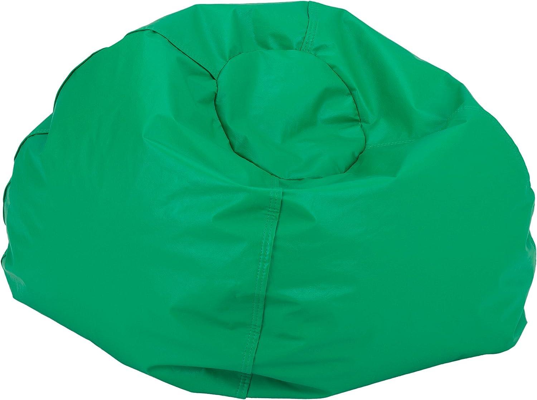 Sprogs SPG-610-002-SO Round Bean Bag Chair, Green
