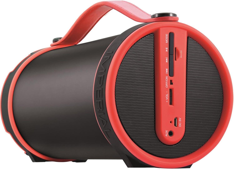 Imperial Beatsman Mobiler Bluetooth Lautsprecher Mit Elektronik