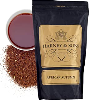 Harney & Sons African Autumn, Loose Leaf Herbal Tea - 1 pound (16 oz)