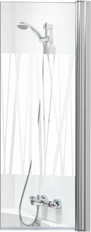 Get Wet by Sealskin Badewannenaufsatz Duschabtrennung S105 70 cm SH010704314400
