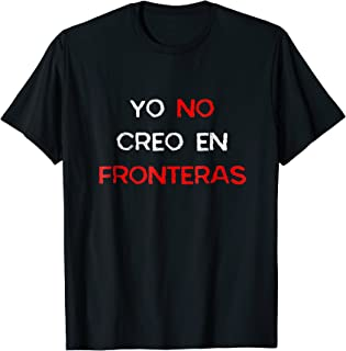 no borders shirt