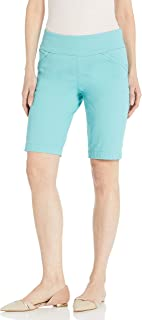 Jag Jeans womens Ainsley Pull On Classic Fit Bermuda Short Bermuda Shorts