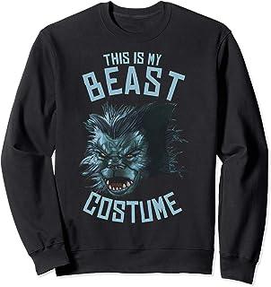 Marvel Beast This Is My Costume Sweatshirt