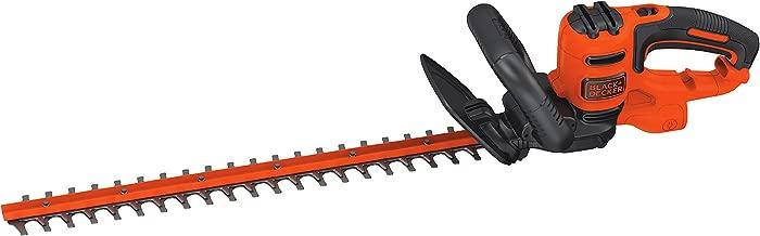 BLACK+DECKER BEHT350FF Hedge Trimmer, Orange