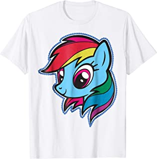 My Little Pony Large Rainbow Dash Character Head