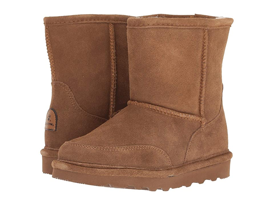 Bearpaw Kids Brady (Little Kid/Big Kid) (Hickory) Girls Shoes