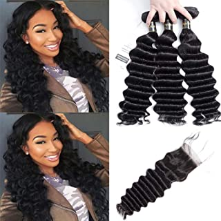 Best indian remy deep wave hair Reviews