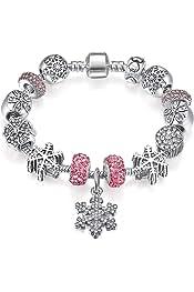 6265e99558a76 Amazon.ae: pandora - TreasureLand_uae / Bracelets / Jewelry: Fashion