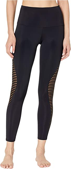 6f1e1569fc8f87 Beyond Yoga Free and Clear High-Waisted Long Leggings at Zappos.com