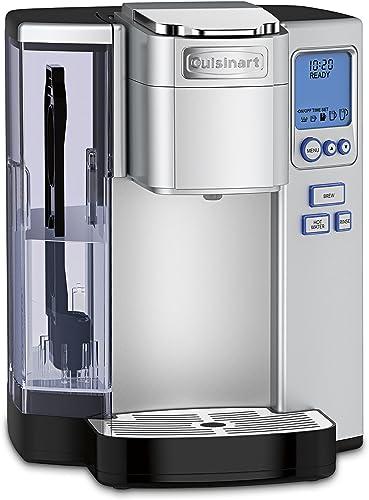 2021 Cuisinart popular SS-10P1 Premium Single-Serve Coffeemaker Coffemaker, online 72 Oz, Silver online