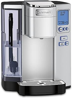 Cuisinart SS-10P1 Premium Single-Serve Coffeemaker Coffemaker, 72 Oz, Silver