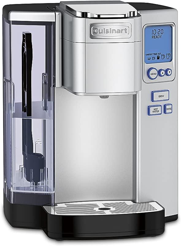 Cuisinart SS 10 Premium Single Serve Coffeemaker Silver