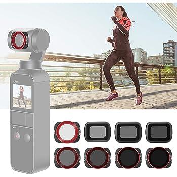 Camera Lens ND Filter ND8 Optical Glass Aluminum Frame for DJI OSMO Pocket