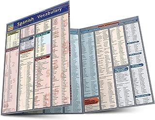 Spanish Vocabulary (Quickstudy: Academic)