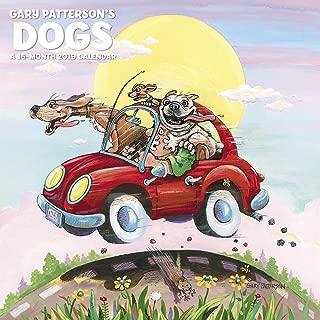 Gary Patterson's Dogs Wall Calendar (2019)