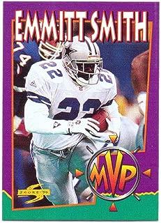 Emmitt Smith 1994 Score MVP #330 - Dallas Cowboys