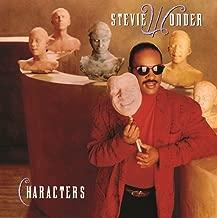 characters stevie wonder
