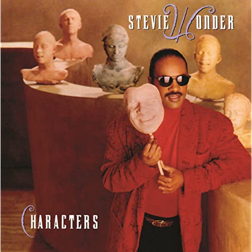 Characters by Stevie Wonder on Amazon Music - Amazon.com