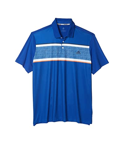 adidas Golf Ultimate365 Polo (Team Royal Blue) Men