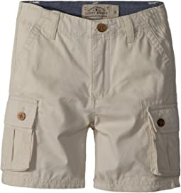 Lucky Brand Kids Cargo Shorts (Toddler)