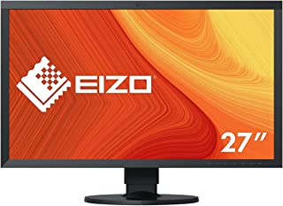 """EIZO ColorEdge CS2740 LED Display 68.6 cm (27"""") 3840 x 2160 pixels 4K Ultra HD LED IPS (Wide Gamut), black"""