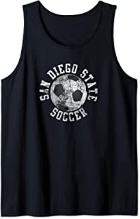 State of San Diego Soccer Tank Top