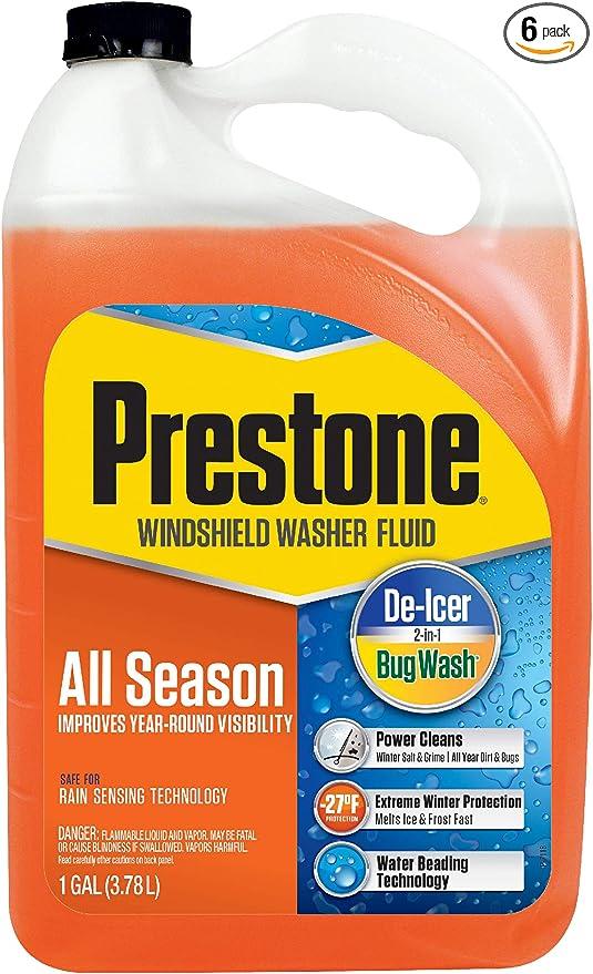 Best Winter Windshield Washer Fluid