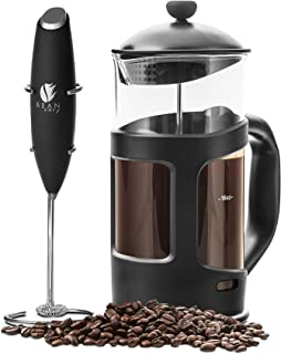 Best french press and milk frother Reviews