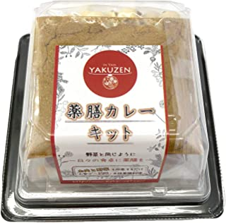 In Yan YAKUZEN(インヤンヤクゼン) 薬膳カレー キット 透明パック 1 個