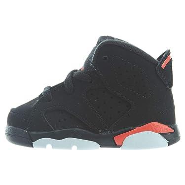 "Air Jordan Retro 6""Infrared Black/Infrared (TD)"