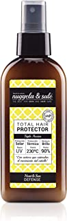 Nuggela & Sulé Total Hair Protector 125ml / 4.22FL.Oz. -Protects hair from styling heating devices. Sun protection (UV ray...