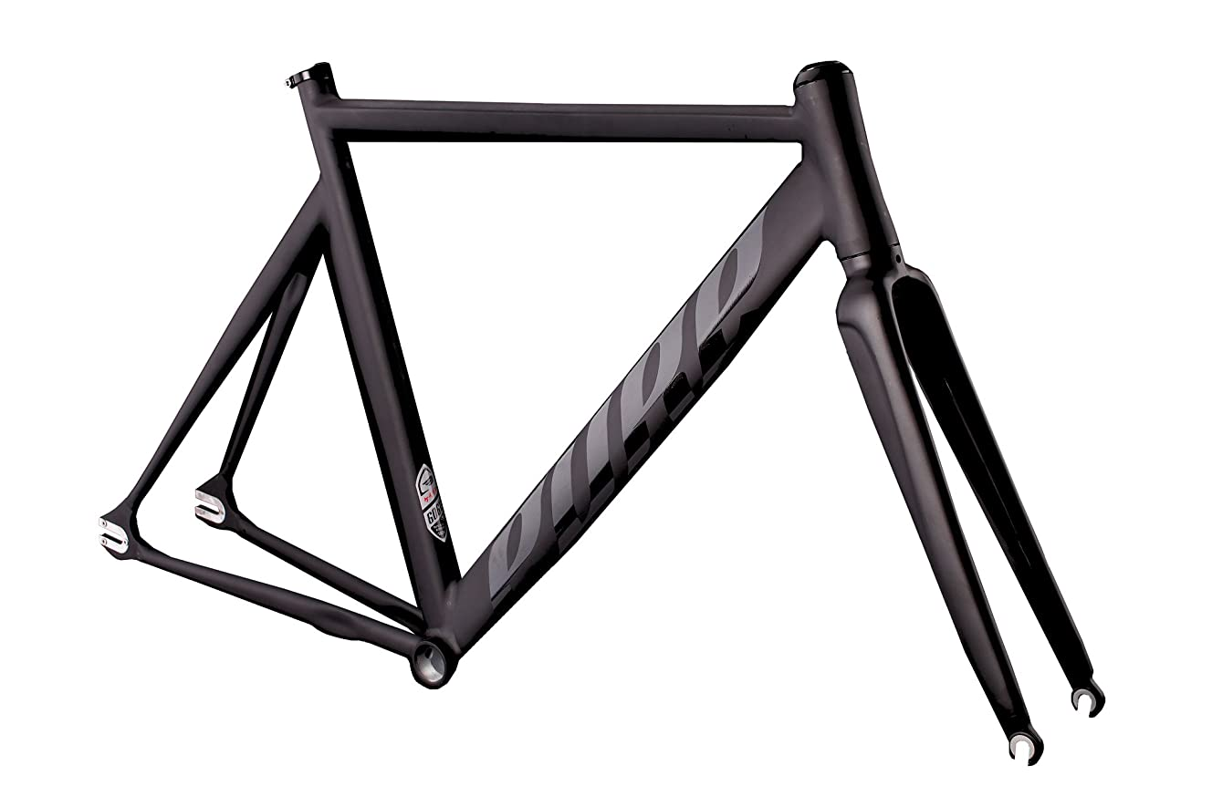 Pure Cycles Keirin Pro Track Triple-Butted 6061 Aluminum Bike Frameset