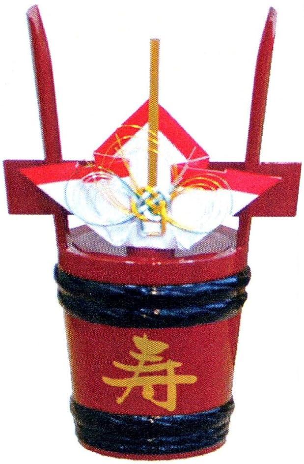 特権的ベルト切断するお祝いの席に欠かせない【寿】角樽本醸造酒