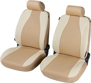 compatibili con sedili con airbag 2017 - in Poi Coprisedili Anteriori STONIC Versione con Fori per i poggiatesta e bracciolo Laterale