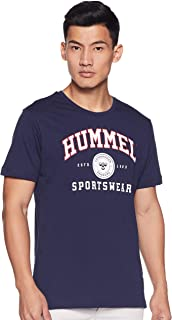 Hummel Hmlbatista Tişört S/S Erkek T-Shirt