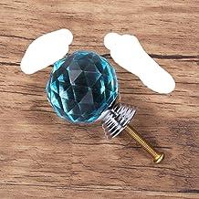 Mode Kristallen Kabinet Knoppen en Handvatten Kleurrijke Crystal Dressoir Lade Knoppen Keuken Handvatten Meubels Handvat H...