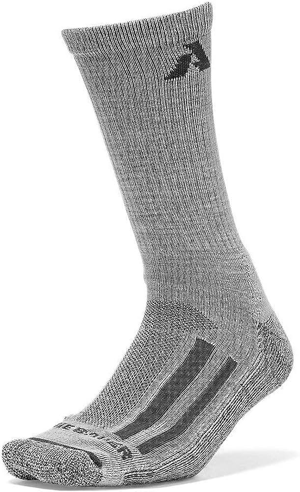 Eddie Bauer Mens Guide Pro Merino Wool Socks - Crew