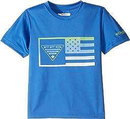 PFG™ Stamp Short Sleeve Shirt (Little Kids/Big Kids)